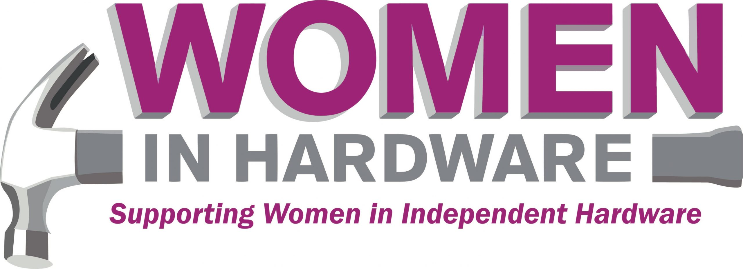 women in hardware logo