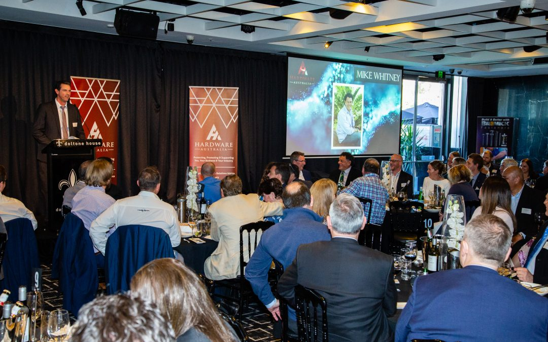 2019 NSW Hardware and Industry Legends Awards