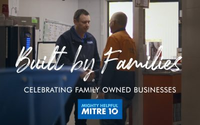 New series celebrating local family-run businesses