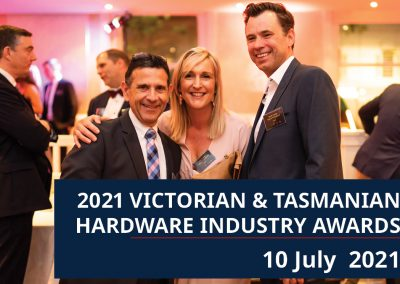 2021 Victorian & Tasmanian Hardware Industry Awards